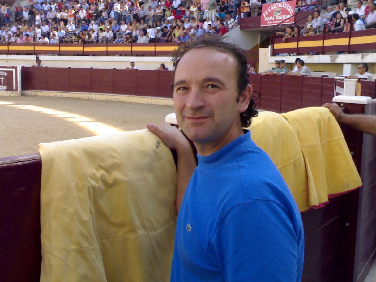 Sergio Galán forma nueva cuadrilla para la próxima temporada.