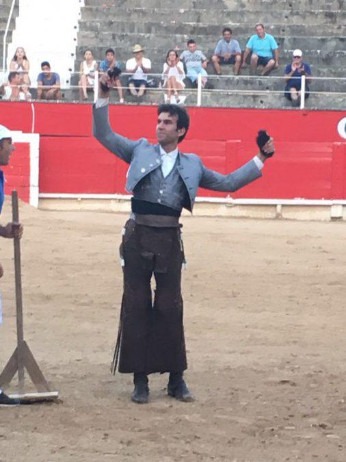 Sergio Galán triunfó y se reivindicó en Inca. Mallorca