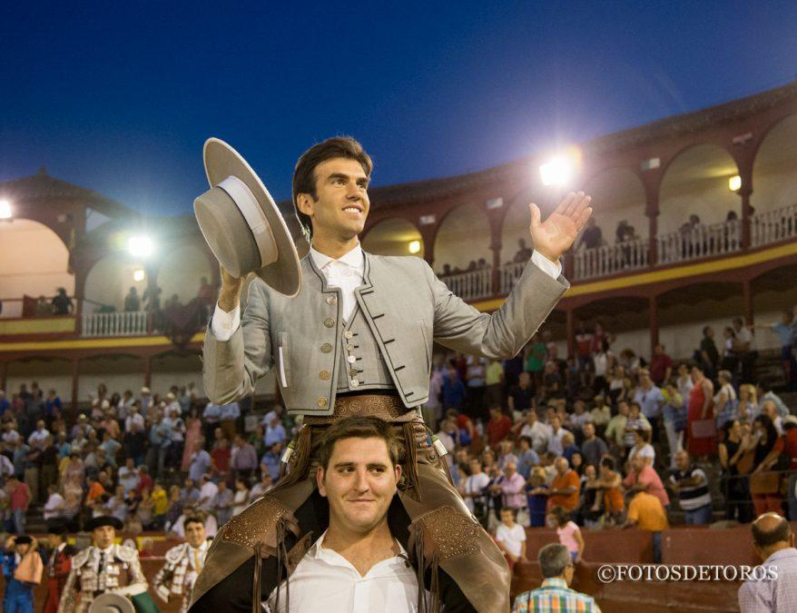 Sergio en Ciudad Real, llegó, vio y venció.