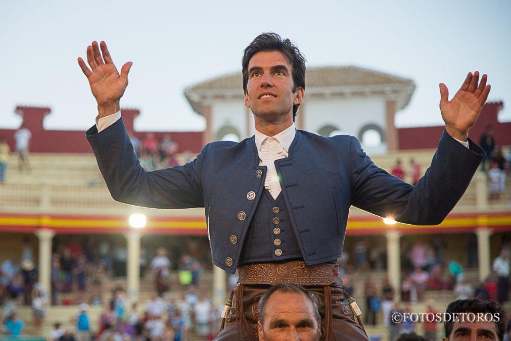 Triunfo absoluto de Sergio Galán en La Ciudad Encantada.