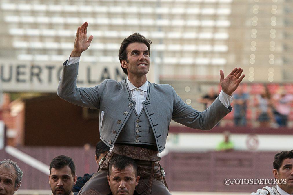 Puertollano se rinde a Sergio Galán.