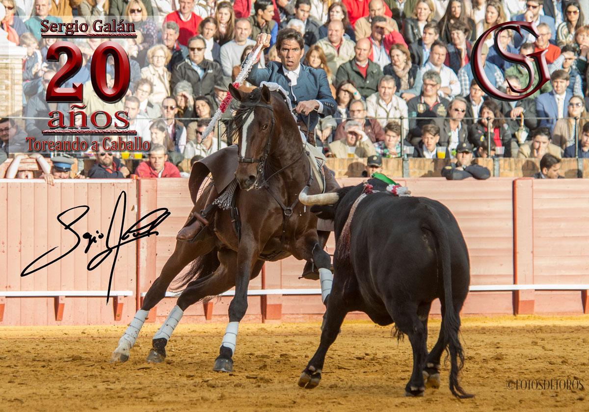 Especial 20 aniversario de Sergio Galán