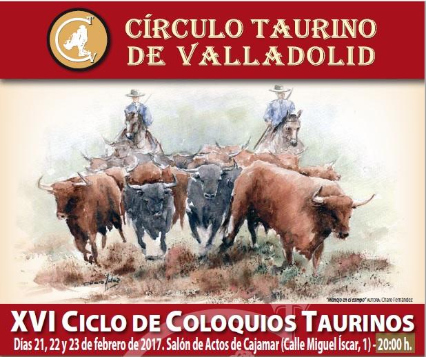 XVI Ciclo de Coloquios Taurinos