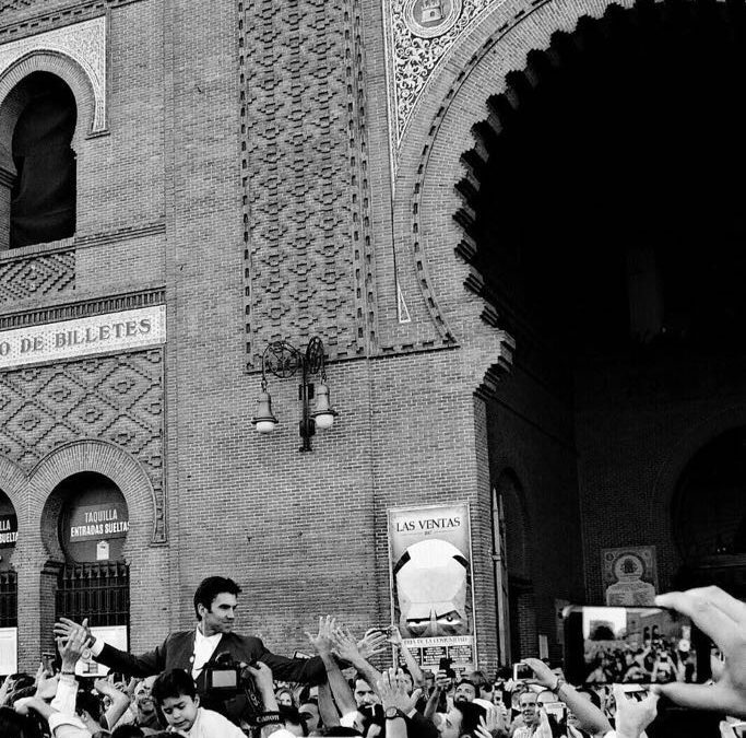 Los medios de comunicación se hacen eco de la 8ª puerta grande de Sergio Galán en Madrid