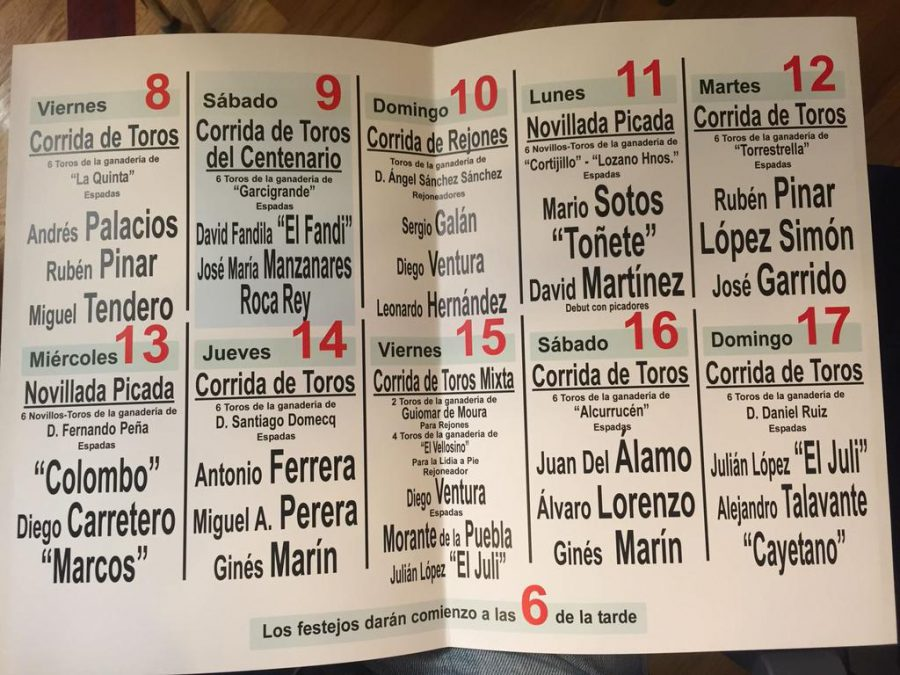 Sergio Galán vuelve a la Feria de Albacete