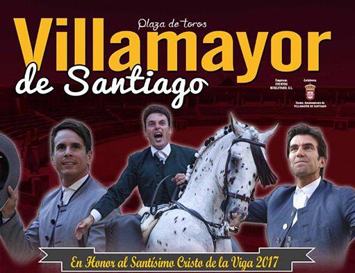 Sergio Galán en Villamayor de Santiago