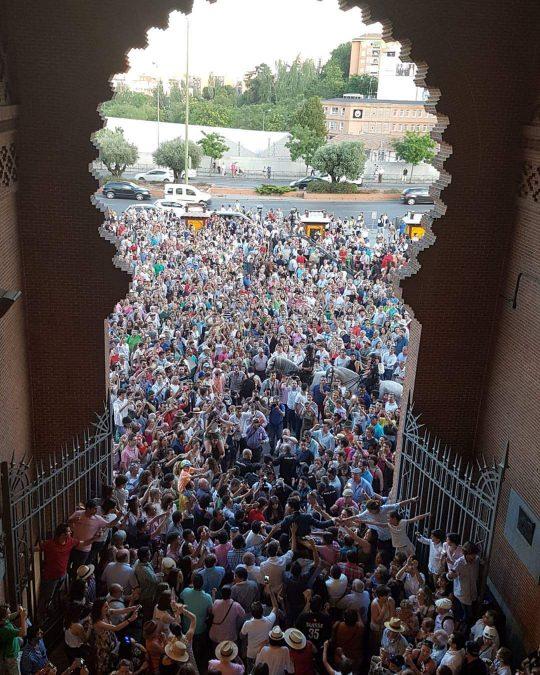 La Casa de Castilla-La Mancha premia a Sergio Galán