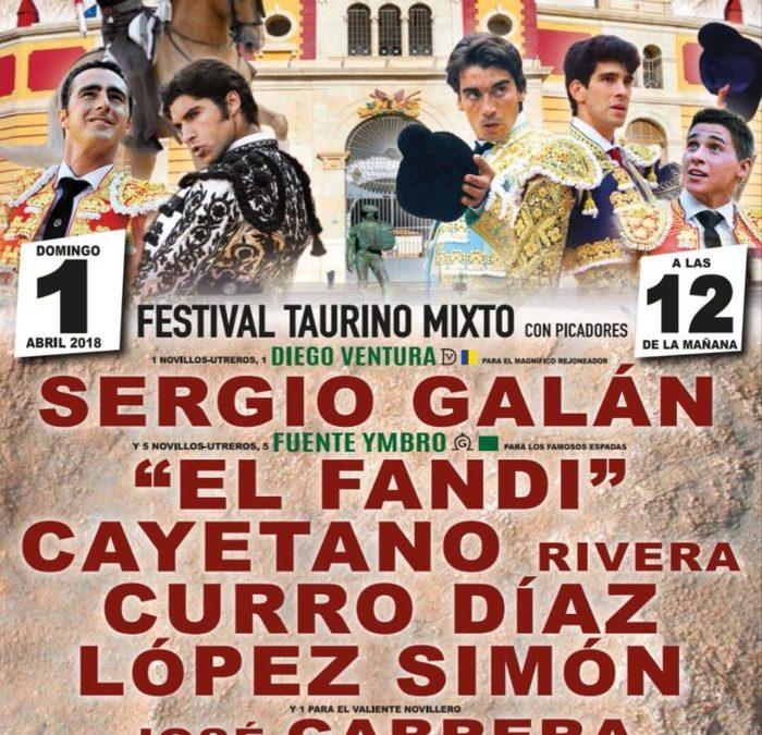 Festival contra el cáncer en Almería