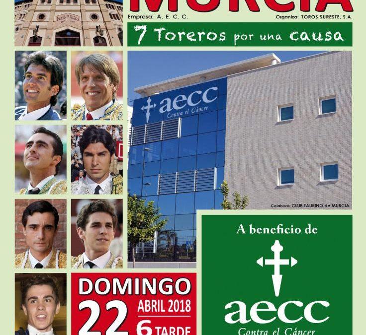 Un año más en el Festival contra el Cáncer en Murcia