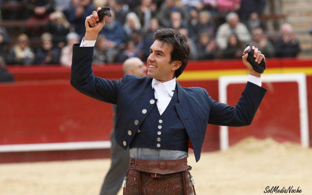 """Sergio Galán galardonado por """"Toros con El Soro"""""""
