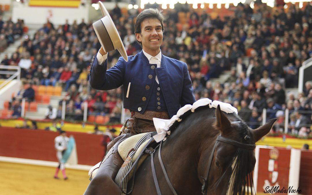 Sergio Galán toma impulso – Aplausos