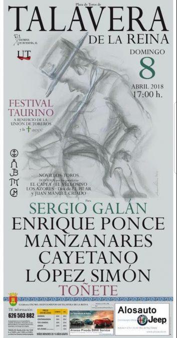 Festival en Talavera de la Reina