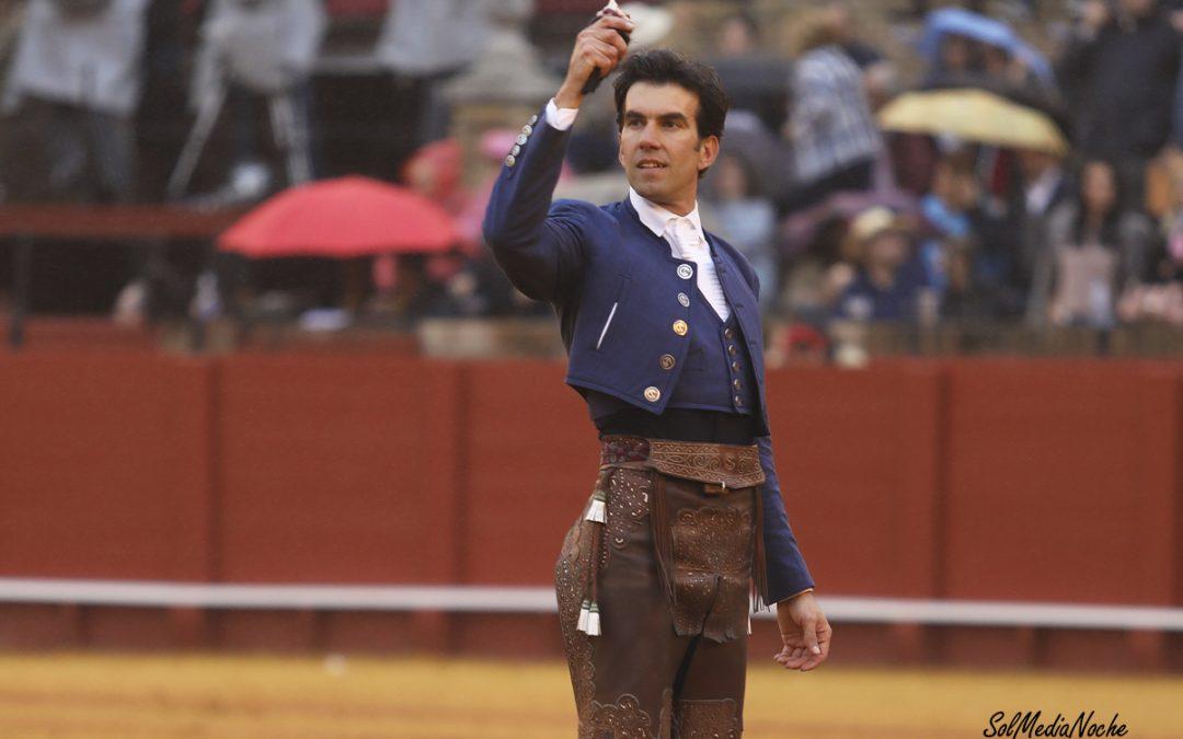 Galán ofrece una gran lección en Sevilla-La Tribuna