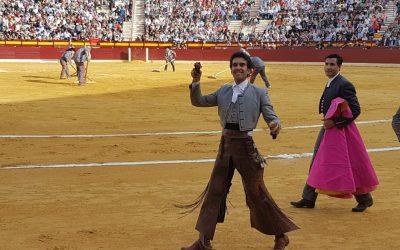 Dos orejas en el Festival de Murcia