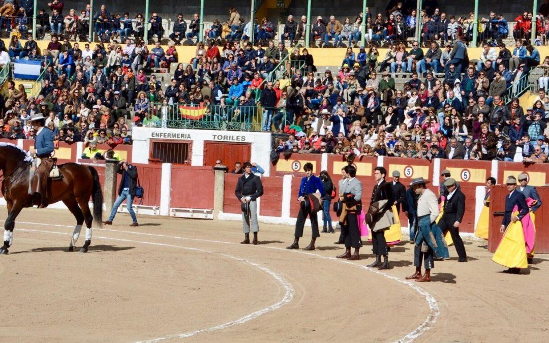 Sergio hoy en Talavera de la reina
