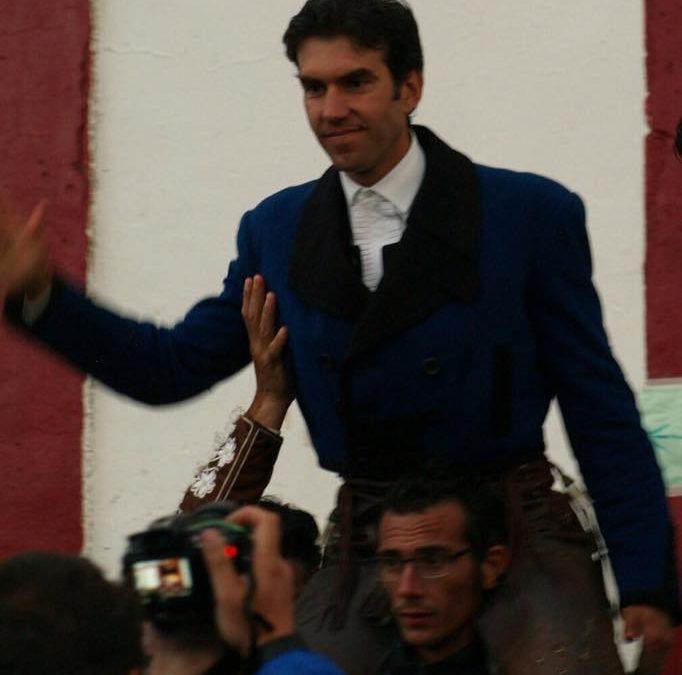 Ledesma, una acogedora 'placita' de la que Sergio Galán sale a hombros