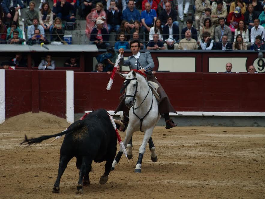 Sergio Galán corta una oreja en su compromiso con San Isidro
