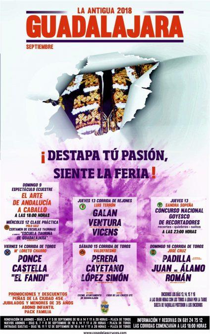 Feria de la Antigua de Guadalajara