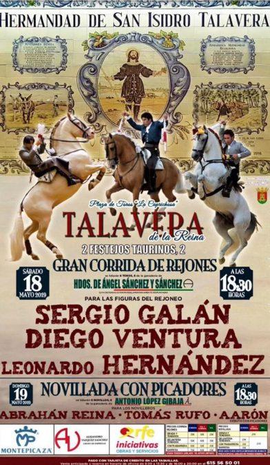 Feria de San Isidro en Talavera de la Reina