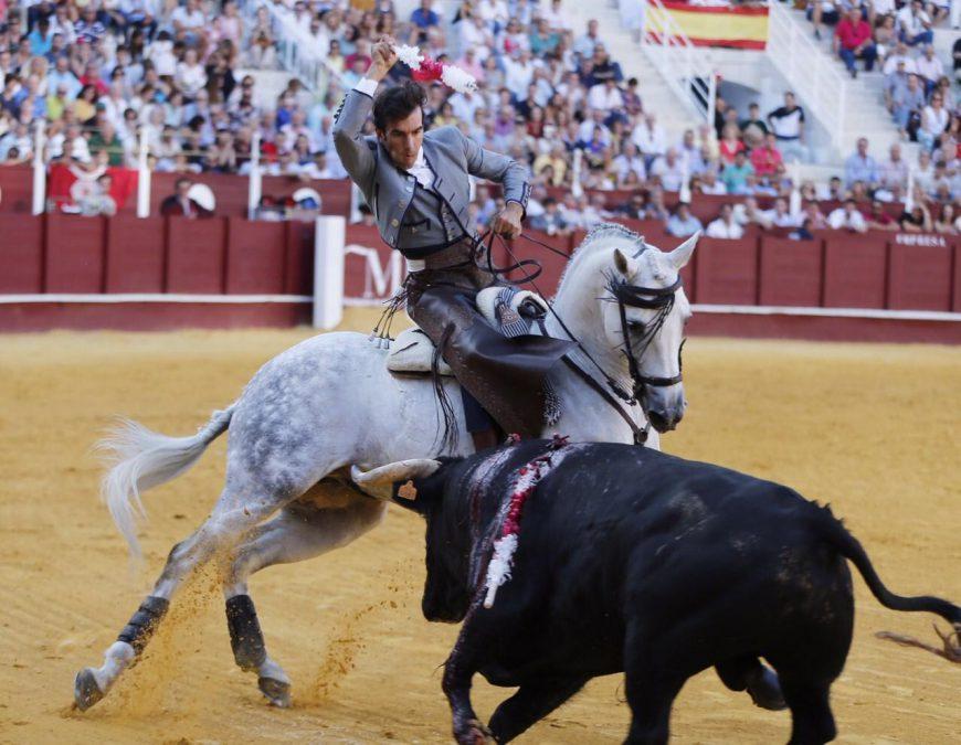 Tarde importante en Málaga
