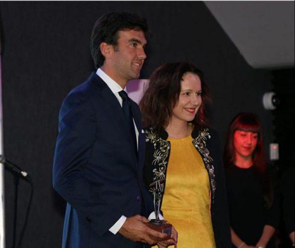 La trayectoria de Sergio Galán, premiada por Quijote Digital