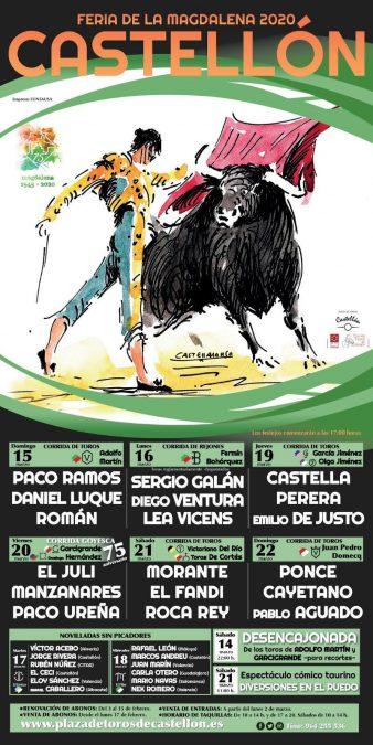 Castellón – La Magdalena