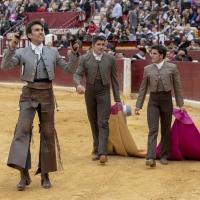 Festival Murcia, burladero TV 2